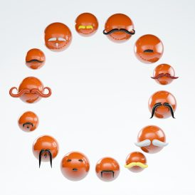 A MO-numental Event: Movember at Orange
